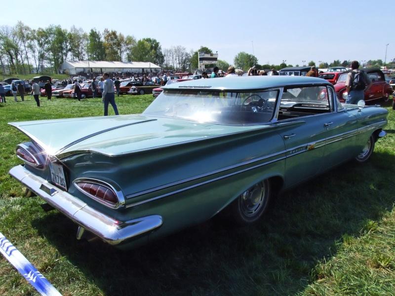 Les Chevrolet de 1949 à 1959 stock Chevro22