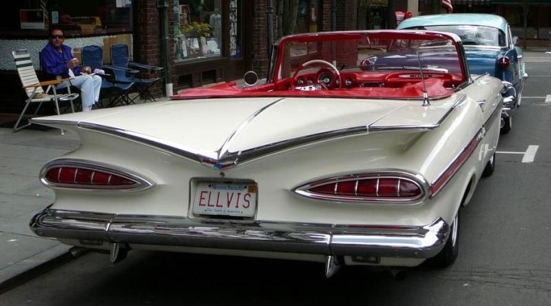 Les Chevrolet de 1949 à 1959 stock Chevro23
