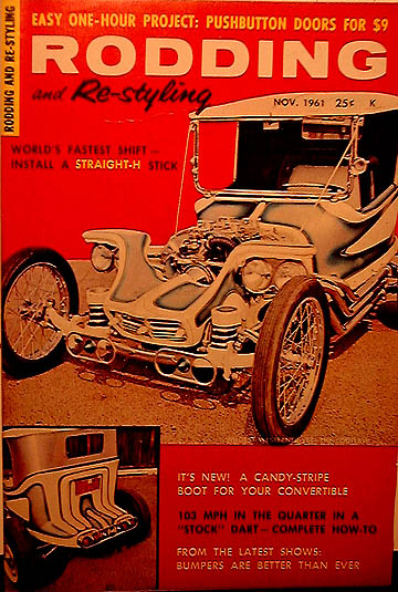 The Outlaw - Ed Roth Cover10