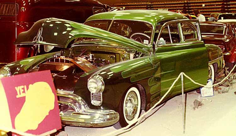 Oldsmobile 1948 - 1954 custom & mild custom Cust1910