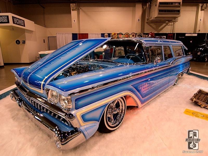 Ford 1959 custom & mild custom Custom10