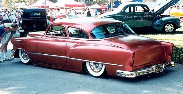 Chevy 1953 - 1954 custom & mild custom galerie - Page 2 Custom14