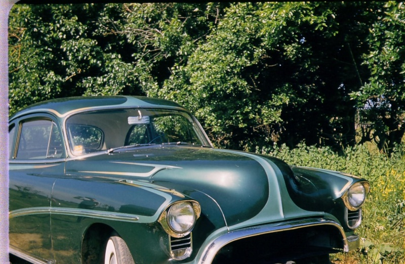 Oldsmobile 1948 - 1954 custom & mild custom Custom15