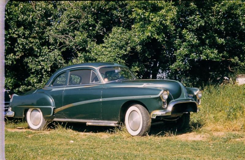 Oldsmobile 1948 - 1954 custom & mild custom Custom17