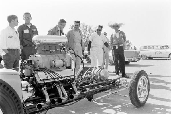 1950's & 1960's hot rod & dragster race D82fb110