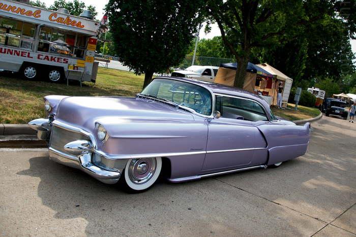 Cadillac 1954 -  1956 custom & mild custom Db_20113