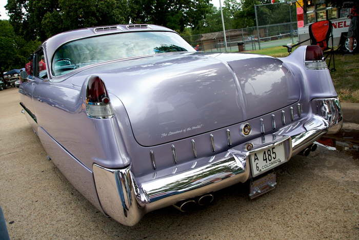 Cadillac 1954 -  1956 custom & mild custom Db_20114