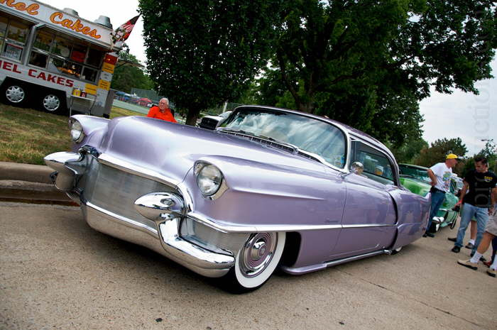 Cadillac 1954 -  1956 custom & mild custom Db_20115