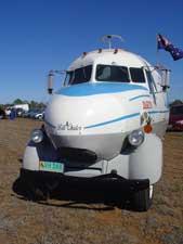 camping car vintage Dc3-vh10