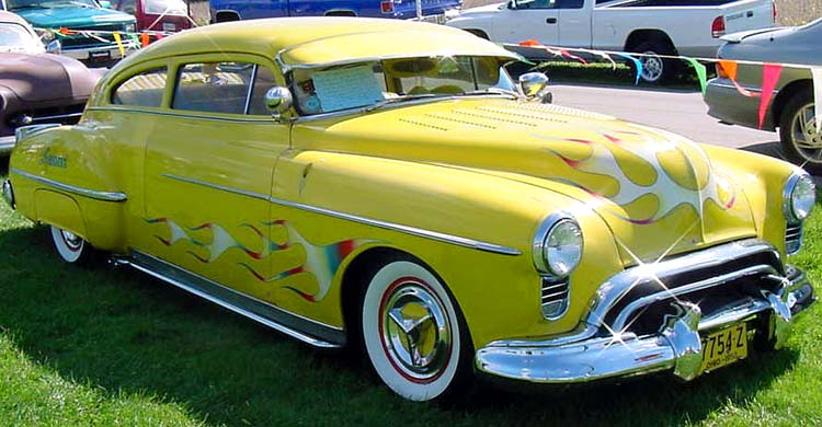 Oldsmobile 1948 - 1954 custom & mild custom Dean1210