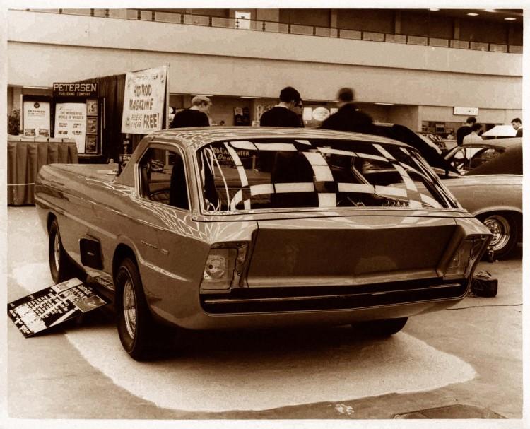 Deora - Dodge custom - Alexander Brothers Deorax10