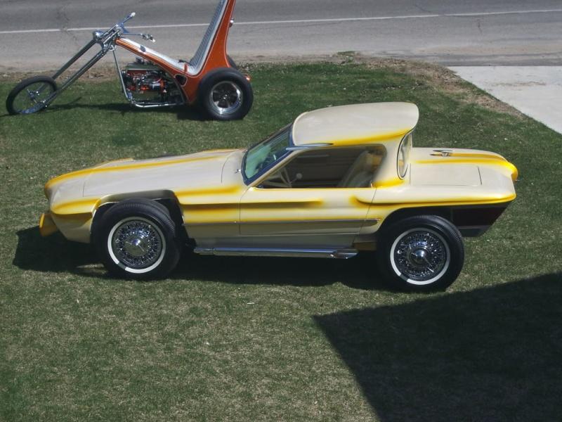 Car Craft Dream Rod - Bill Cushenbery Dream110