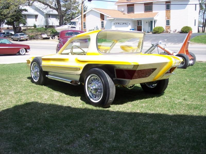 Car Craft Dream Rod - Bill Cushenbery Dream610