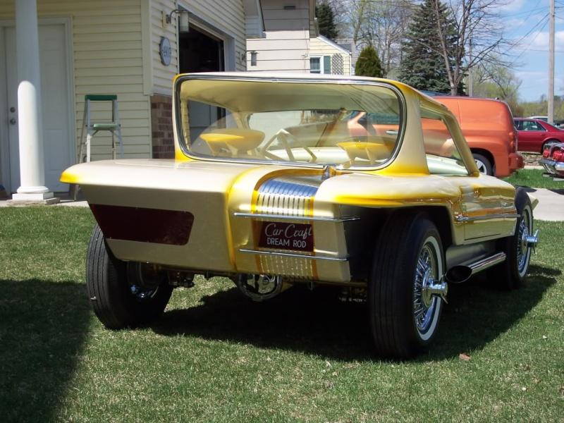 Car Craft Dream Rod - Bill Cushenbery Dream710