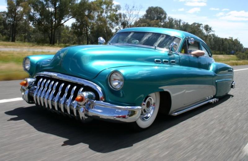 Buick 1950 -  1954 custom and mild custom galerie Drewfu10