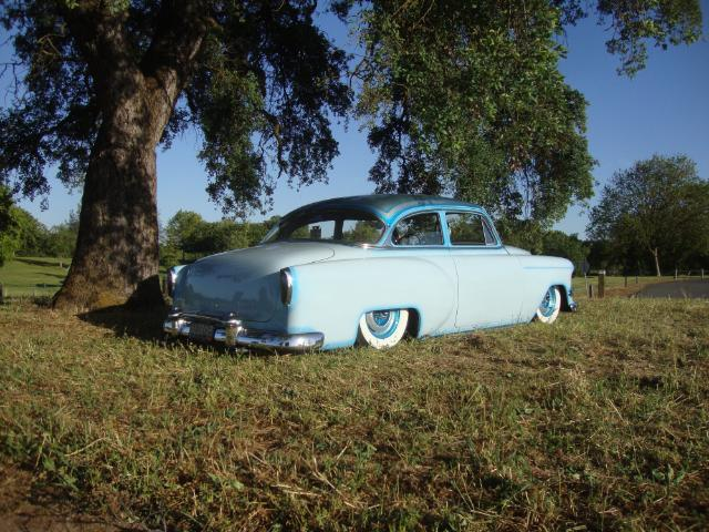 Chevy 1953 - 1954 custom & mild custom galerie - Page 4 Dsc02110