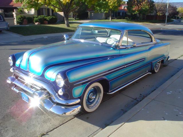 Oldsmobile 1948 - 1954 custom & mild custom Dsc02717