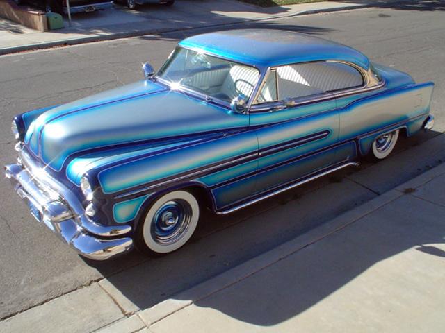 Oldsmobile 1948 - 1954 custom & mild custom Dsc02723