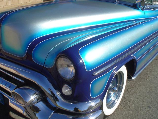 Oldsmobile 1948 - 1954 custom & mild custom Dsc02725
