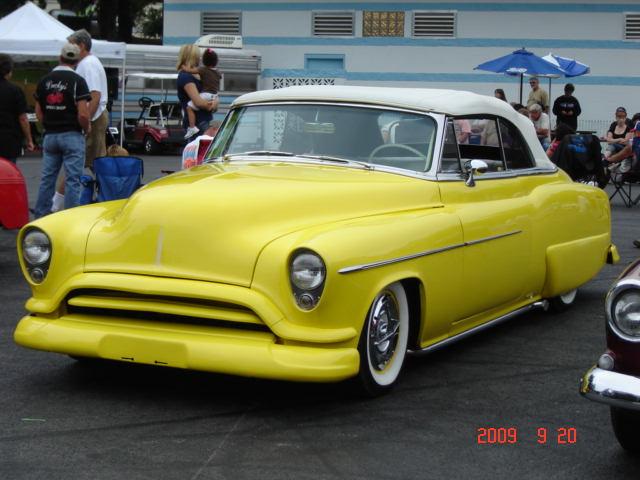Oldsmobile 1948 - 1954 custom & mild custom Dsc03510