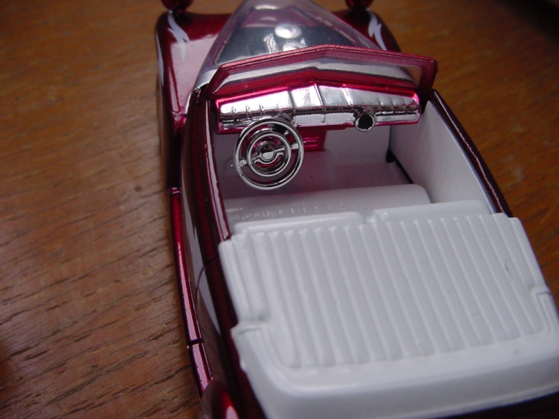 Ford 48 Greased Lightning - Barris pour film Grease 1/43 Motormax Dsc09036