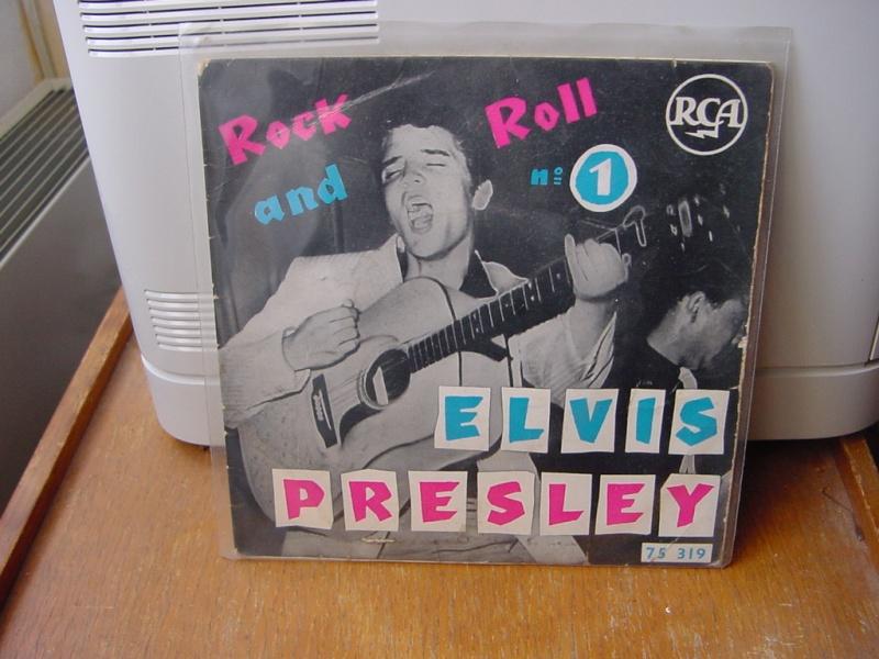 45 tours d'Elvis Presley Dsc09050