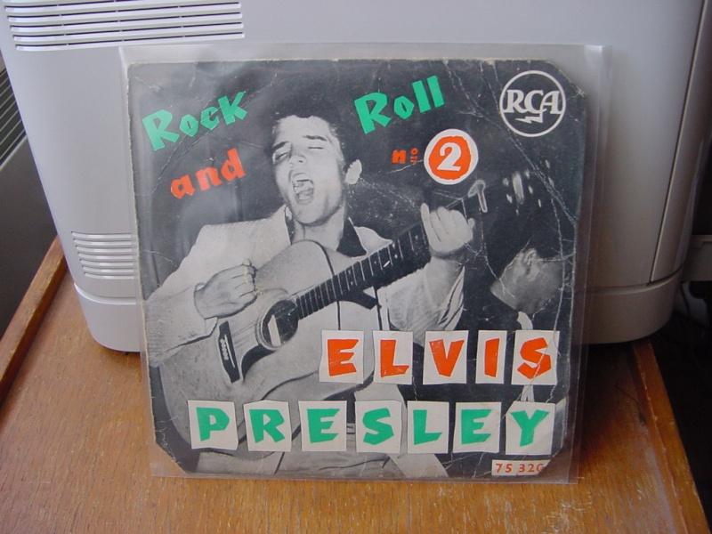 45 tours d'Elvis Presley Dsc09051