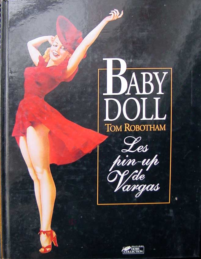 Baby Doll - Les Pin Up de Vargas - Tom Robotham Dsc09069