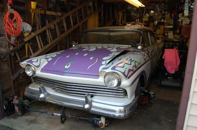 Ford 1957 & 1958 custom & mild custom  Dsc_0015