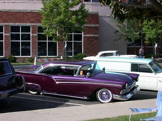Ford 1957 & 1958 custom & mild custom  Dscn1510