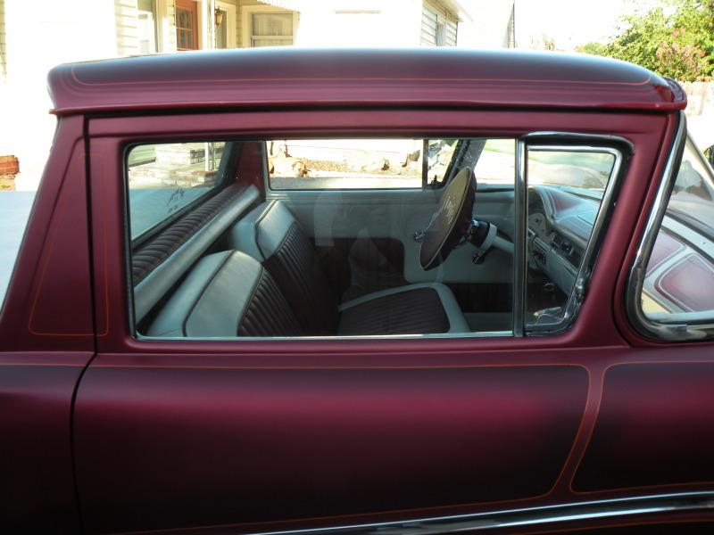 Ford 1957 & 1958 custom & mild custom  Dscn3315