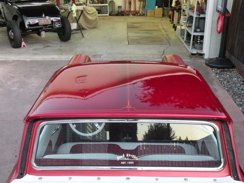 Ford 1957 & 1958 custom & mild custom  Dscn3316