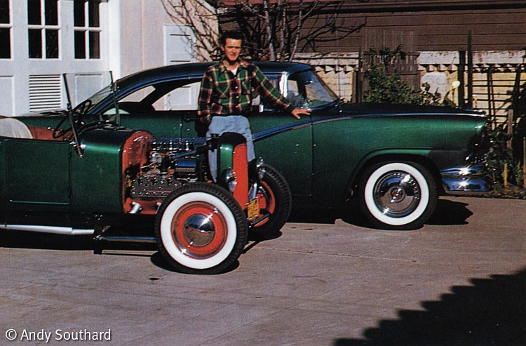 Custom Cars of the 1950's - Andy Southard & Tony Thacker Dysout10