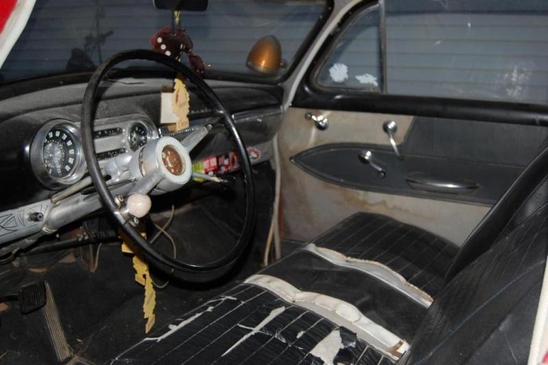 Chevy 1953 - 1954 custom & mild custom galerie E-410