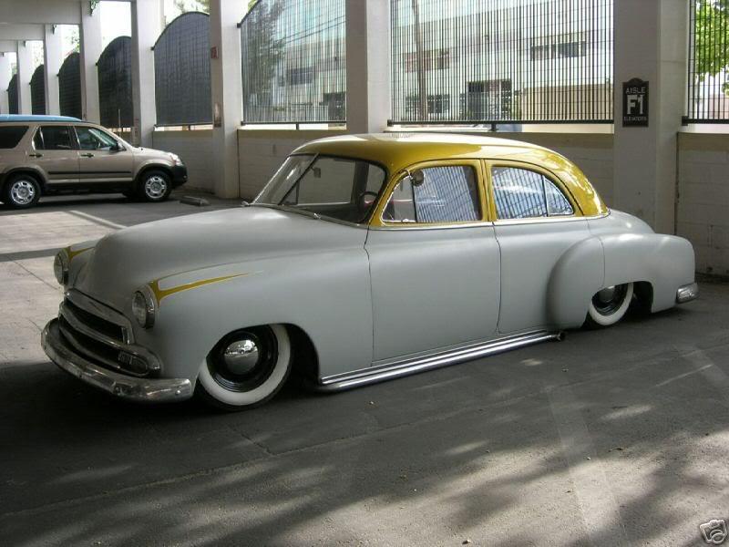 Chevy 1949 - 1952 customs & mild customs galerie E416_310