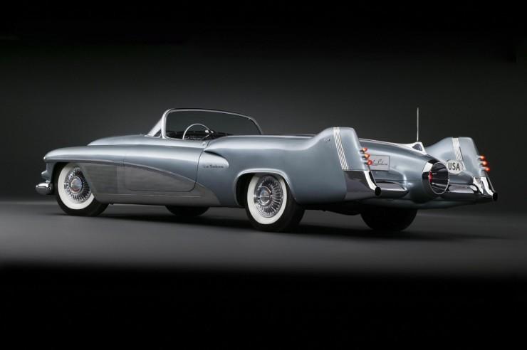 Buick Lesabre - Concept car 1951 E5a92010