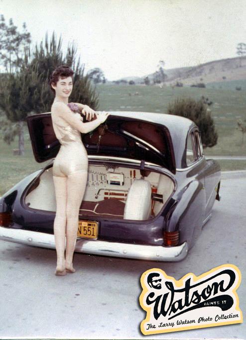Photos d'époques de Larry Watson Elaine11