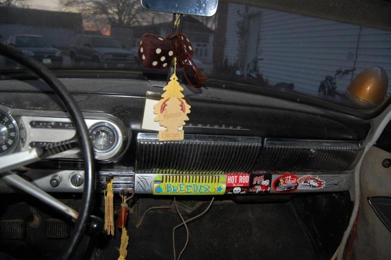 Chevy 1953 - 1954 custom & mild custom galerie F-310