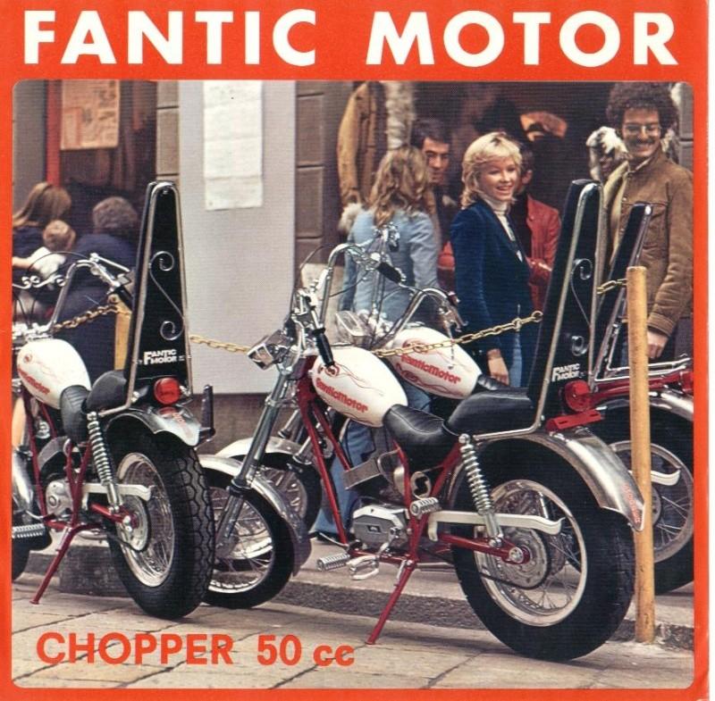 Fantic Chopper Fantic14