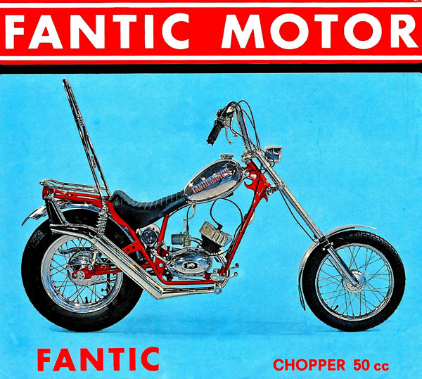 Fantic Chopper Fantic15