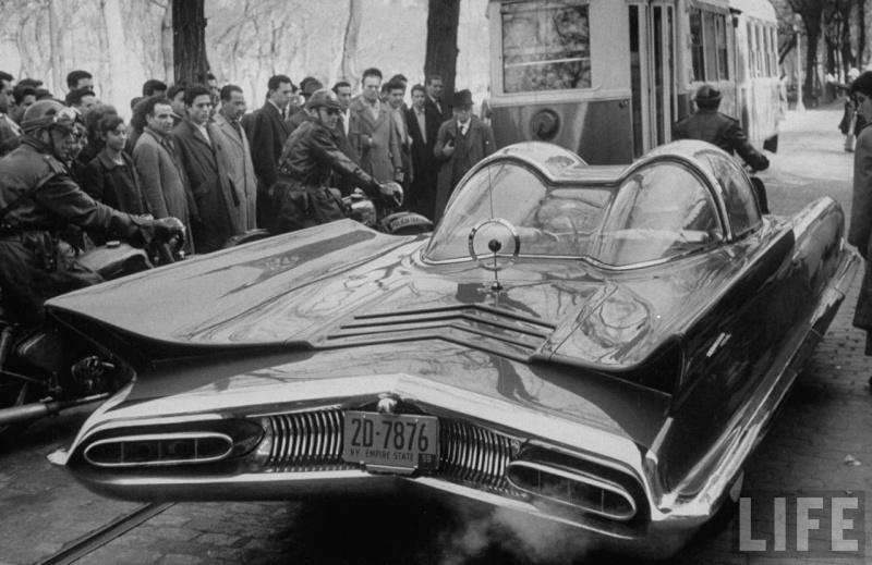 Lincoln Futura 1955 Futura10