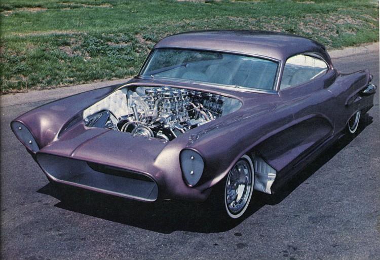 1950 Buick - Gene Howard -  Truly Rare Gene-h16