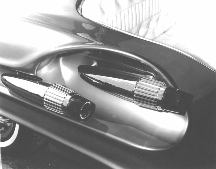 1950 Buick - Gene Howard -  Truly Rare Gene-h18