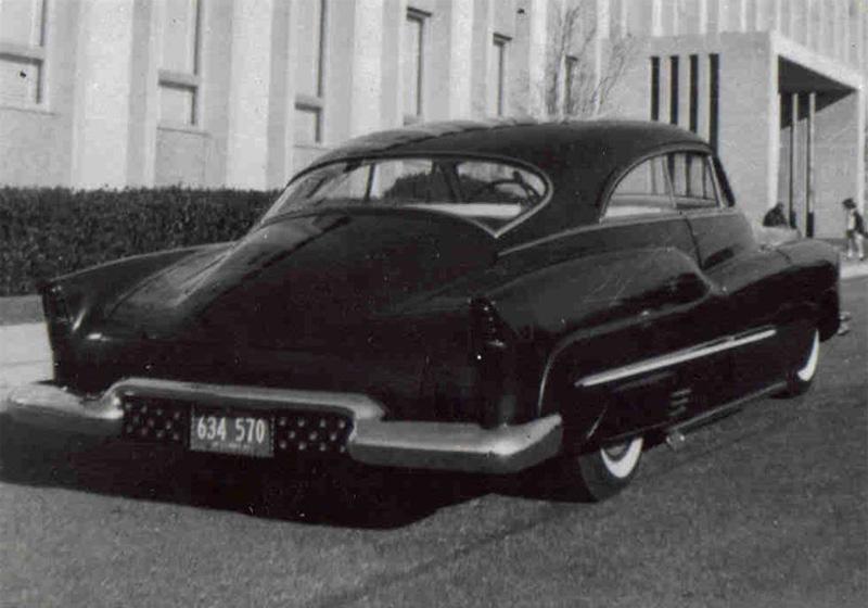1950 Buick - Gene Howard -  Truly Rare Gene-h23