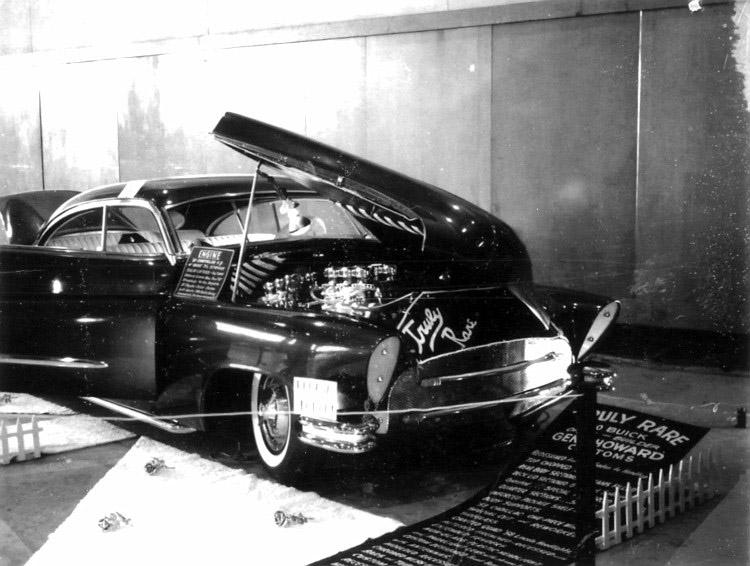 1950 Buick - Gene Howard -  Truly Rare Gene-h24