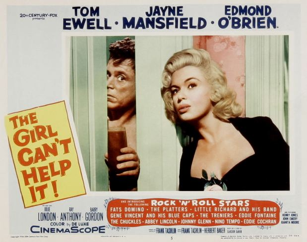 LA BLONDE ET MOI // THE GIRL CAN'T HELP IT - 1956 Girlca10