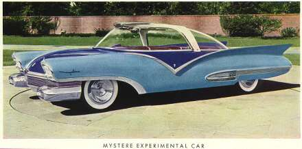 Ford Mystere 1955 - Concept car Gmys10