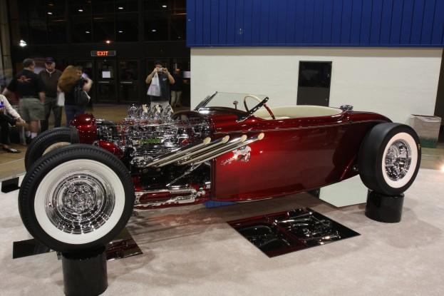 1932 Ford hot rod Gnrs-g10
