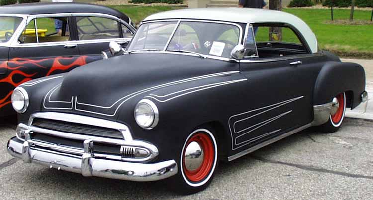 Chevy 1949 - 1952 customs & mild customs galerie - Page 2 Hal02010