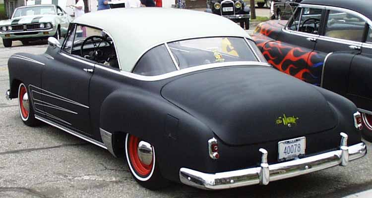 Chevy 1949 - 1952 customs & mild customs galerie - Page 2 Hal02310